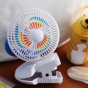 ベビーカーに付けられる扇風機 ピンホイール・ファン/KEL-GAR|angers