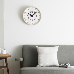 【送料無料】 Lemnos ふんぷんくろっく L(fun pun clock)/レムノス|angers