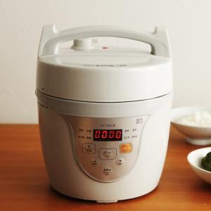 [ボタンポンッで自動調理] 電気圧力鍋 クックマイスター SPC-111/siroca シロカ 電気式 圧力鍋【送料無料】 |angers
