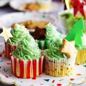 クリスマス カップケーキキット/merimeri (30%OFF)|angers