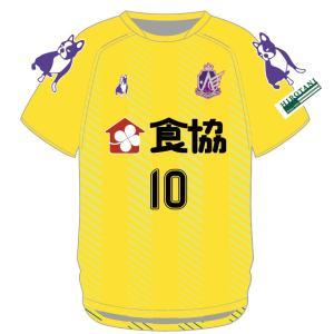 2020アンジュヴィオレ広島オーセンティックユニフォーム(選手着用と同じ素材) GK・HOMEイエロー|angeviolet