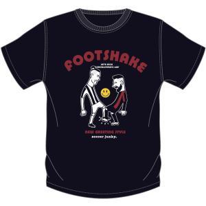 soccer junky FOOTSHAKE(半袖TEE)|angeviolet