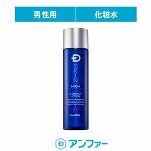 化粧水 メンズ 男性用 Dスキン メン ファイブエナジーローション /アフターシェーブローション アンファー スカルプD