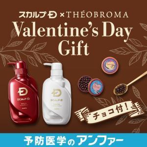 【バレンタイン】スカルプDギフト オイリー2点セット【送料無...