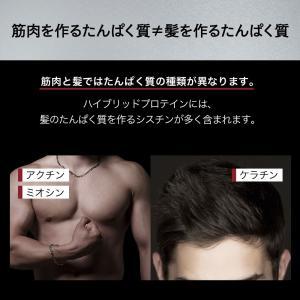 プロテイン 男性用 メンズ スカルプD サプリメント ハイブリッドプロテイン(カフェオレ味)600g 30回分|angfa|07