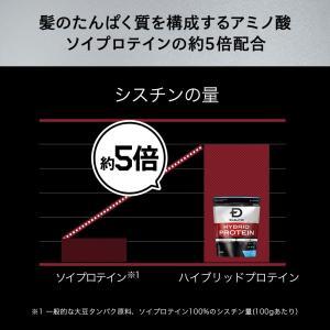プロテイン 男性用 メンズ スカルプD サプリメント ハイブリッドプロテイン(ヨーグルト味)大容量1,200g 【送料無料】|angfa|09