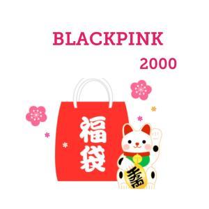 BLACKPINK ブラックピンク メンバー 選べる 福袋 韓流 グッズセット 2000  ak040-1