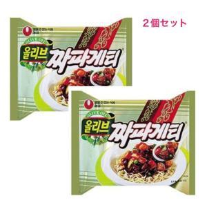 2食入り  農心 チャパゲティ韓国 食品 xa013-1|angieseoul