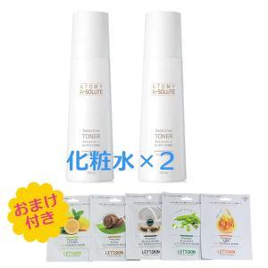 アトミ 化粧品 エイソルート セレクティブ 化粧水 トナー 2点セット|angieseoul