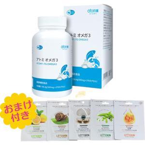 国内発送 Atomy アトミ オメガ3 EPA DHA 含有加工食品  270カプセル入り za011-1|angieseoul