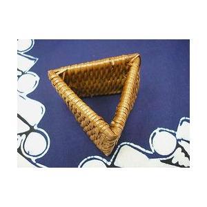 バリ アタ ナプキンホルダー 三角形 アジアン雑貨 |angkasa