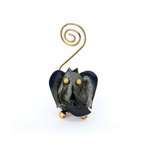 アジアン雑貨 バリ雑貨 アニマル カードホルダー 象|angkasa