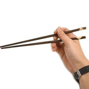 タイのお箸 A [約25cm] アジアン雑貨 バリ雑貨 エスニック 変わったおはし angkasa