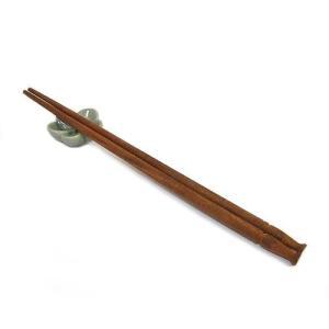タイのお箸 F [約25cm] アジアン雑貨 バリ雑貨 エスニック 変わったおはし angkasa