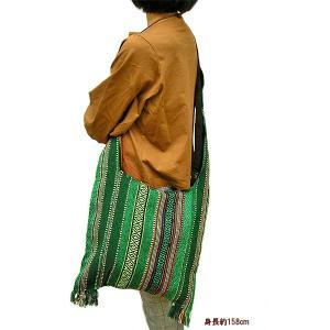 モン族 布製 斜め掛け ショルダーバッグ エスニック おしゃれな ショルダーバッグ アジアン 雑貨 バリ 雑貨 タイ|angkasa