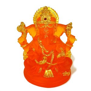ヒンズーの神様の中でもとりわけ人気の高いガネーシャ、 富と繁栄・学問の神様でも知られています◎  透...