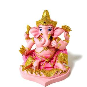 ヒンズーの神様の中でもとりわけ人気の高いガネーシャ、  富と繁栄・学問の神様でも知られています◎  ...