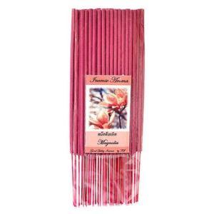 タイのお香 スティックタイプ  マグノリア インセンスアロマ 約50本入り エスニック  アジアン雑貨 バリ タイ アロマテラピー アジアン |angkasa