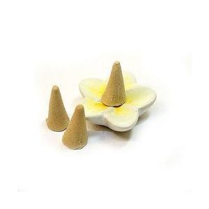 タイのお香 コーンタイプ インセンス バニラ アジアン雑貨 バリ タイ アロマテラピー アジアン |angkasa