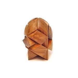 寄木細工のパズル <アポロ型> 難易度2 アジアン雑貨 バリ雑貨 angkasa