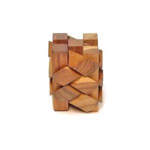 寄木細工のパズル <箱型> 難易度5 アジアン雑貨 バリ雑貨 angkasa