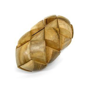 寄木細工のパズル<円筒型> 難易度4 アジアン雑貨 バリ雑貨 angkasa