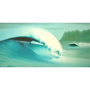 アジアン雑貨 バリ雑貨 バリアート絵画 LL 横 Seaside B 額横約82.5cmx縦52.5cm|angkasa