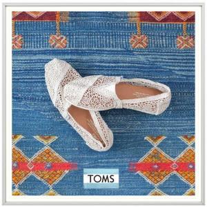 TOMS トムス LADY'S Classics かぎ針レース エスパドリュー color(NATURAL MOROCCAN CROCHET )オフホワイト|angland|04