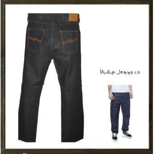 ★Nudie Jeans/FAST FREDDY ワイド・バギーフィット・レングズ 32L col:DRY HEAVY ORGANIC ドライへビー・オーガニック|angland