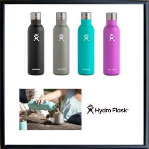 HYDRO FLASK ハイドロ フラスク BEER ビール&ワイン&ウイスキーボトル 25 oz WINE BOTTLE 容量:740ml color:Graphite(グラファイト・グレー) angland 02