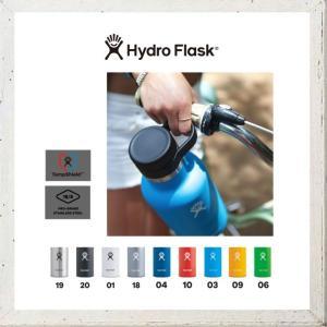 HYDRO FLASK 【 ハイドロ フラスク 】12オンス HYDRATION スタンダードマウス 『 12 oz Standard Mouth 』 color:【 WHITE 】ホワイト|angland|03