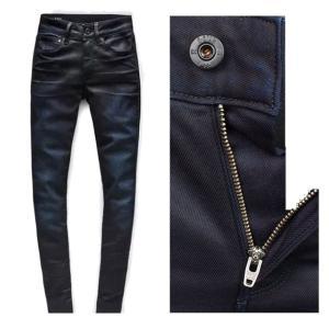 G-STAR RAW(ジースターロウ)3301 High Waist Skinny Jeans スキニージーンズ color:DK AGED(ネイビー) angland 02