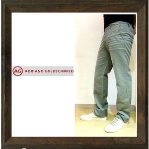AG DENIM【エージー CHINO】【SUPPLY】AG Vintage straight leg COLOR【KAHKI】カーキ|angland