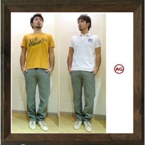 AG DENIM【エージー CHINO】【SUPPLY】AG Vintage straight leg COLOR【KAHKI】カーキ|angland|04
