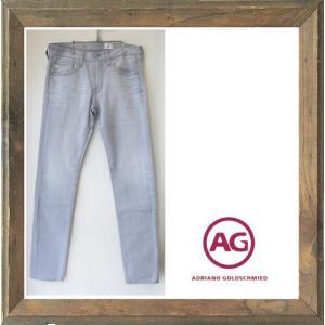 AG-ed DENIM(エイジド デニム)DYLAN 18年 スリムスキニー デニム color:18Years Grey ライトグレー|angland
