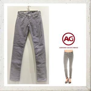 AG アドリアーノゴールドシュミット STILT スリムFIT カラーコーデュロイパンツ color:GRY(グレー)|angland
