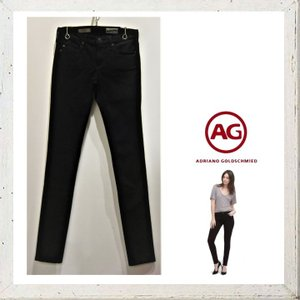 ★【LEGGING】スキニーレギング・FIT・カラーパンツ color:ブラック|angland