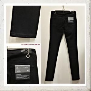 ★【LEGGING】スキニーレギング・FIT・カラーパンツ color:ブラック angland 02