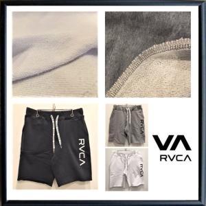 ★RVCA ルーカ ロゴ ショートパンツ color:ANW(ホワイト)|angland|05