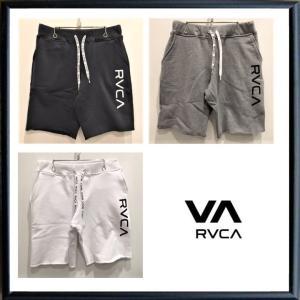 ★RVCA ルーカ ロゴ ショートパンツ color:ANW(ホワイト)|angland|06