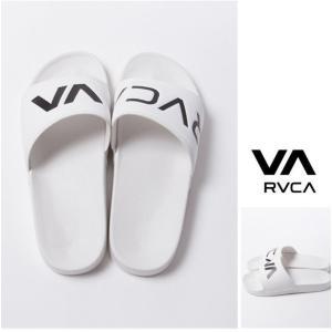 RVCA(ルーカ) シャワーサンダル RVCA SHOWER SANDAL color:WHT(ホワイト)|angland
