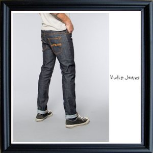 Nudie Jeans(ヌーディ-ジーンズ) THIN FINN スキニーFIT color:934 DRY  Twill(ドライツイル)|angland