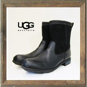UGG(アグ)M LERETTO(レレット)エンジニアブーツ color:BLK(ブラック)|angland