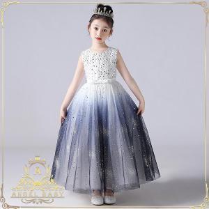 2021新品 子供ドレス発表会 フォーマルドレス 子どもドレス 女の子ワンピース  二次会 花嫁 結...