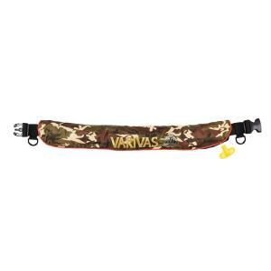 【送料無料5】モーリス VARIVAS ライフジャケット ウエストタイプ VAL-15 グリーンカモ...