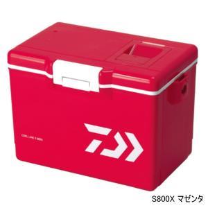 【送料無料2】クーラーボックス ダイワ クールライン S 800X マゼンタ 【※大型商品の為同梱不...