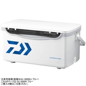 【送料無料2】クーラーボックス ダイワ ライトトランク IV GU 2000R ブルー 【※大型商品...