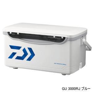 【送料無料2】クーラーボックス ダイワ ライトトランク IV GU 3000RJ ブルー 【※大型商...