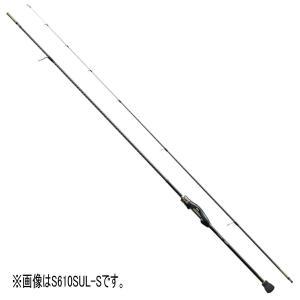 【送料無料5】シマノ ソアレ SS アジング S610SUL-S|angle-webshop