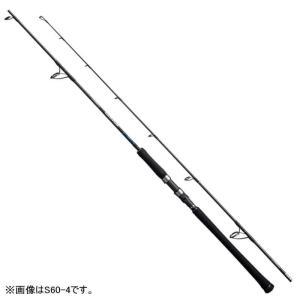 シマノ ロッド 19 GRAPPLER(グラップラー) タイプJ S60−3(スピニング) 【大型商品1】の商品画像|ナビ